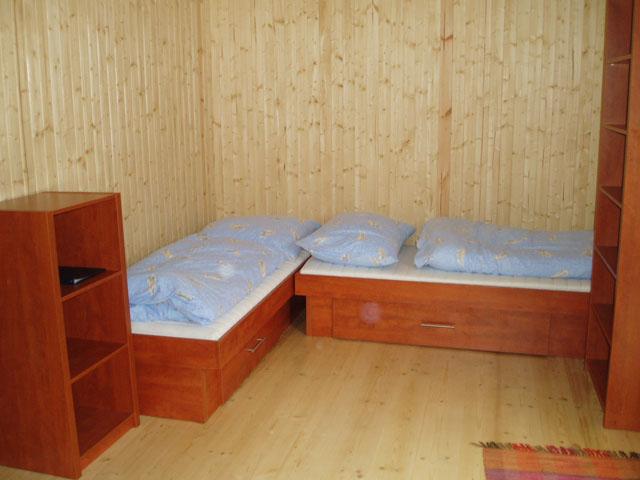 chatky k ubytování