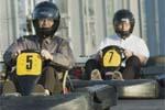 aktivní dovolená - tip sporthotelu :motokáry