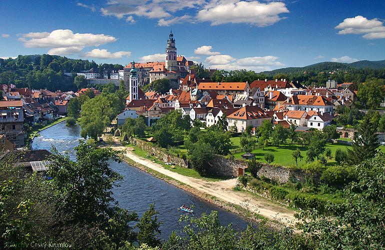 tip na výlet, Český Krumlov zdroj: www.ckrumlov.cz